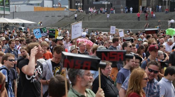 Überblick: Formen des Onlineprotests