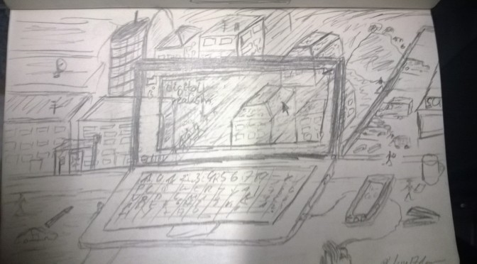 The Art of digital realism
