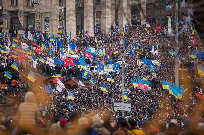 Euromaidan – Proteste in der Ukraine
