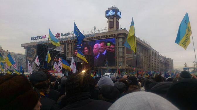#Euromaidan: Eine Depesche aus dem Informationskrieg