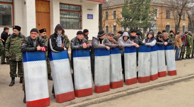 #Euromaidan – Die Wirren des Übergangs
