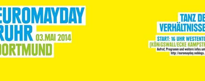 Aufruf zum Euromayday 2014 – Tanz den Verhältnissen