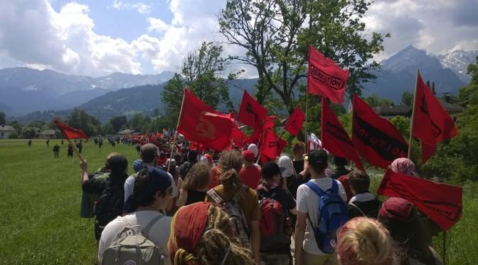 Vortragsreihe: Linker Protest in der Netzwerkgesellschaft